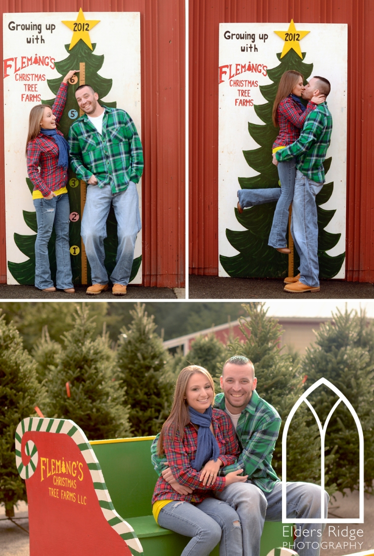 jb 6 engagement portraits