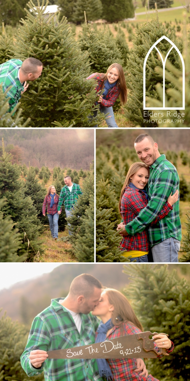 jb 7 engagement portraits