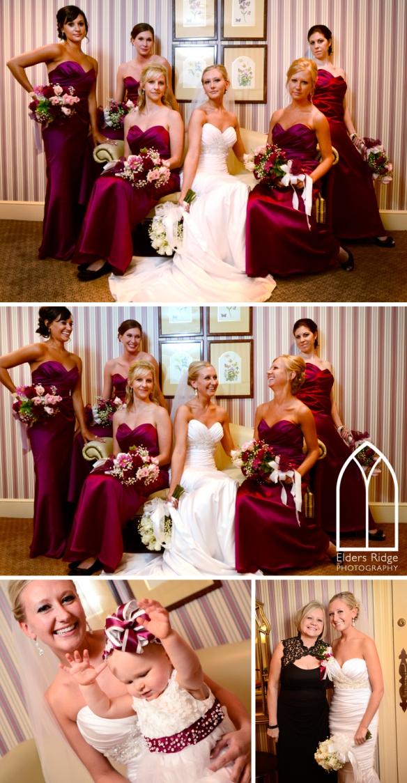 H edgy bridesmaids poses 3