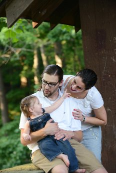 Brush Creek Park family pictures 18
