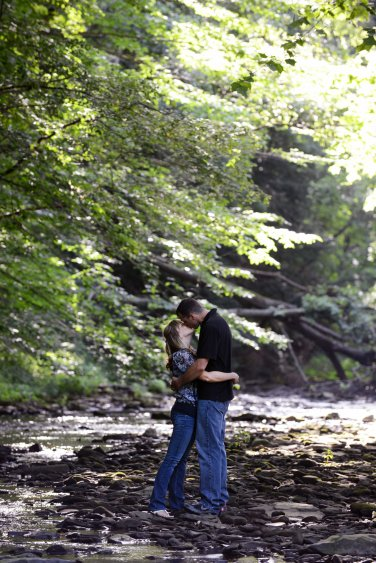 Bradys Run Engagement Portraits 1