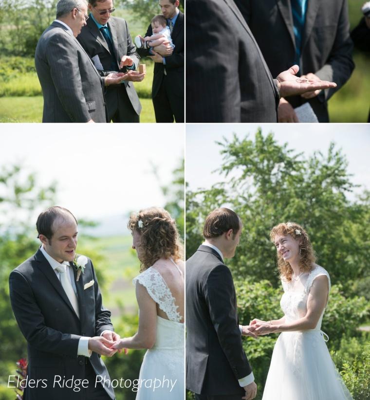 Sharing rings