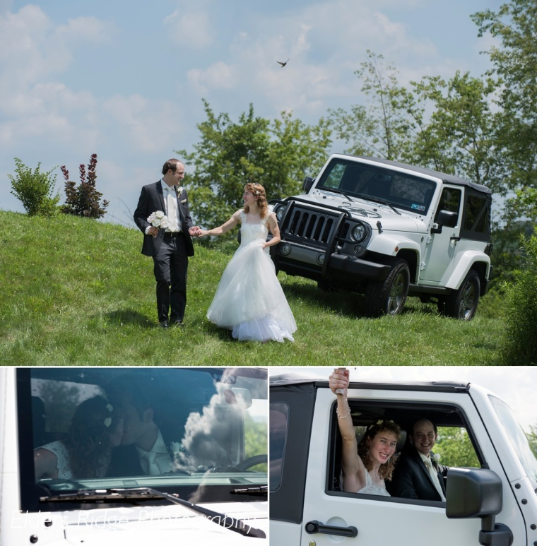 They share a love of Jeeps